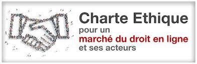 Charte ethique pour un marche du droit en ligne et ses acteurs