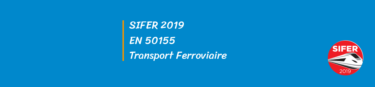 Sifer 2019 transport ferroviare EN 50155